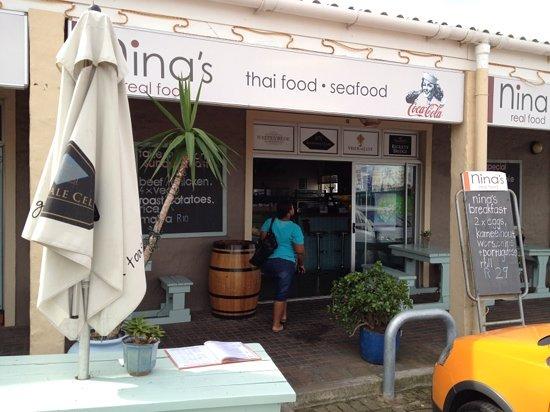 Nina's Real Food: Shop
