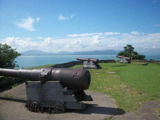 Fortaleza Santa Cruz de Anhatomirim