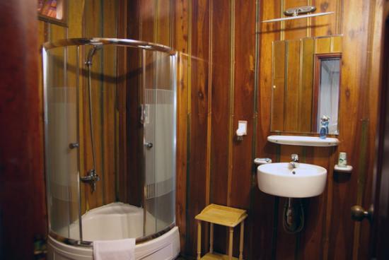 Nature-Mekong: la salle de bain