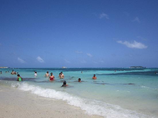 Hotel El Dorado : lindas playas