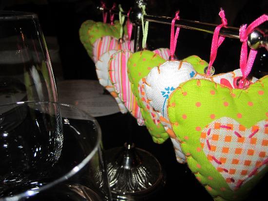 Restaurant Chez Heini: details