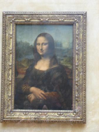 City Wonders : Mona Lisa