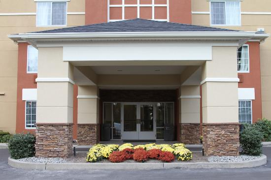 Extended Stay America - Shelton - Fairfield County: Homestead Suites Front Area