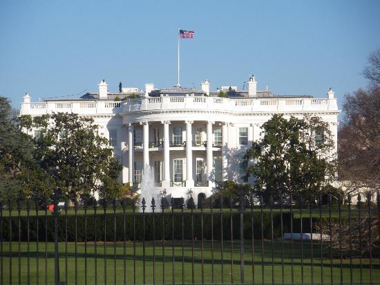 VSA Washington DC: The White house