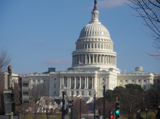VSA Washington DC: U.S.A capital building, Capital hill