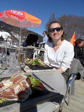 Restaurant du Lac: Si ce n'est pas le pied, les vacances !