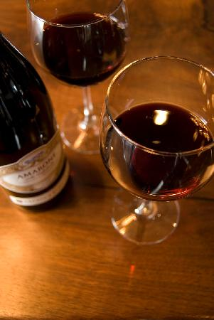 Manhattans: excellent selection of consignment wines