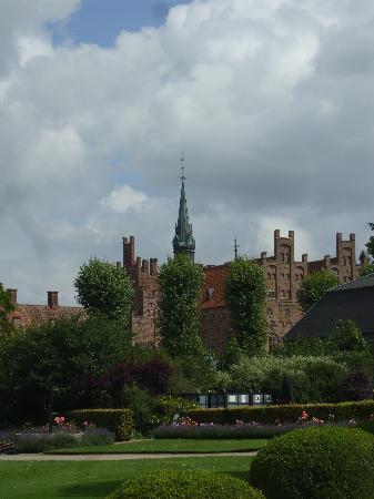 Egeskov Castle: esterno