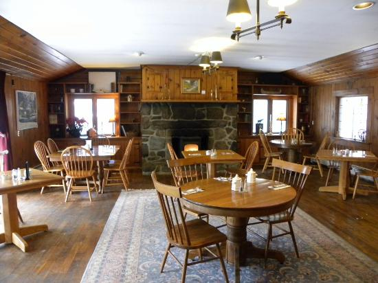 The Wilmington Inn : The Dining Room