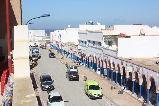 Dar Najmat: le village de Mirleft