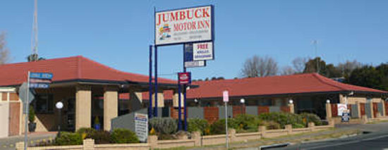 Jumbuck Motor Inn Tenterfield Motel Reviews Price