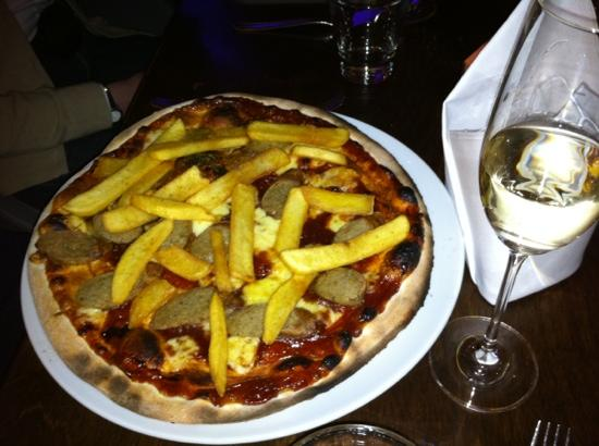 GlückundSeligkeit: Ruhrpott-Pizza-Royal