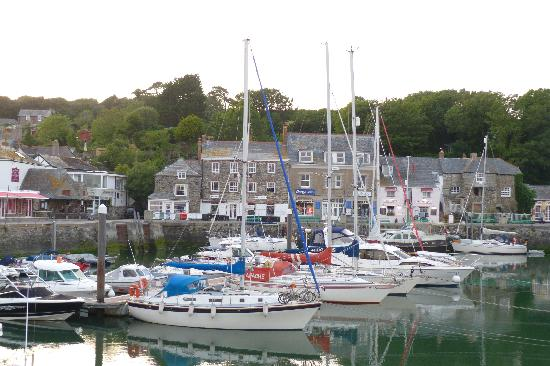Padstow, UK: The harbour