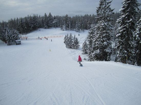 Oslo Vinterpark Tryvann