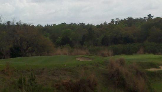 Brooksville Country Club: #12 The high road, be brave