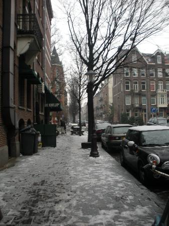 Nova Apartments Amsterdam: Nicolaas Maesstraat