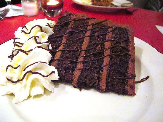 Rhythm Cafe: Great desserts