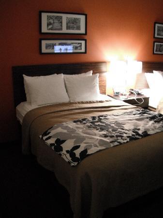 โอกโกรฟ, เคนตั๊กกี้: Our Room
