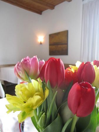 Talvo by Dalsass: zauberhafte Blumendeko