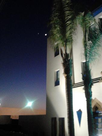 Ibis Rabat Agdal: l'esterno