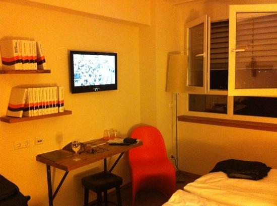 mainhaus Stadthotel: Business Zimmer