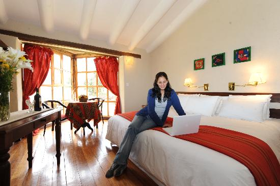 Eco Andina Hotel: Habitaciones amplias