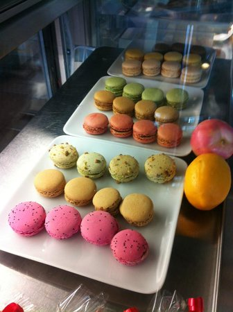Paris Bistro and Bakery: French Macaroons