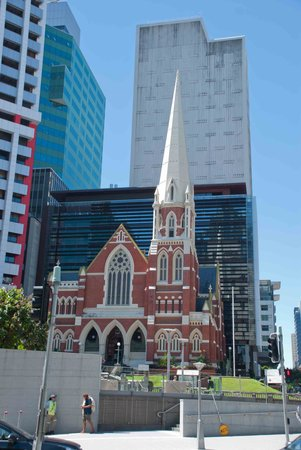 ‪Albert Street Uniting Church‬