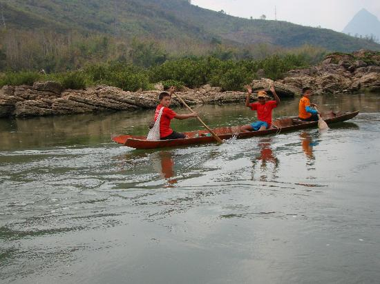 Vietnam AG Travel Private Day Tours: Life on the Ou River, Laos