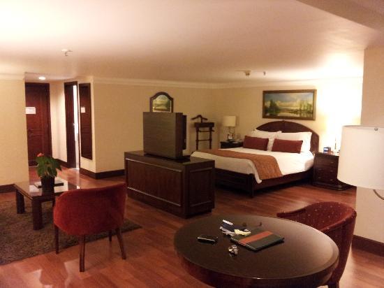 Hotel Estelar La Fontana: Hotel room
