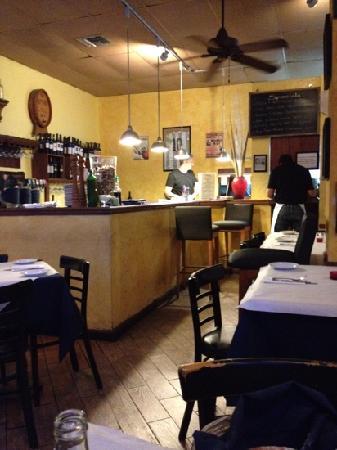 La Patagonia Argentina : bar area