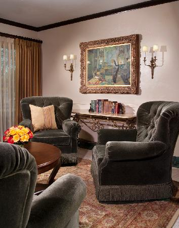 Ayres Inn Corona East / Riverside: European Inspired Furnishings