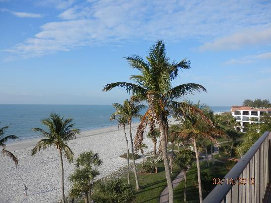 Pointe Santo de Sanibel: View from the rooftop deck