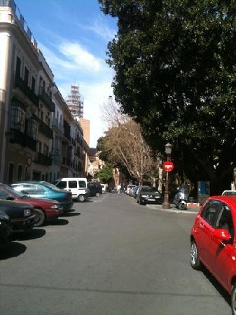 Traveler's Inn Seville : seville stroll