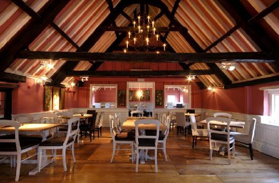 Restaurants Near Brampton Huntingdon