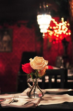 Virgil's At Cimmiyotti's : Upstairs Dining Room