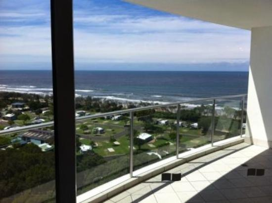 The Sebel Maroochydore: Great view from Level 12
