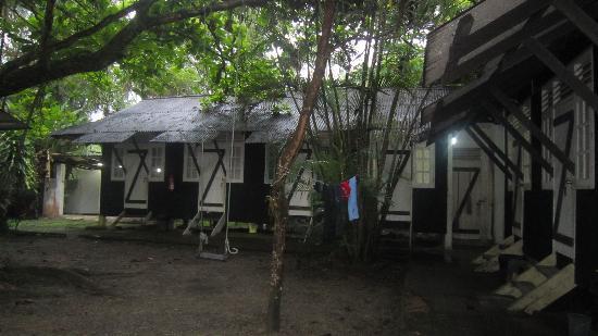 Kembara Resort: the room