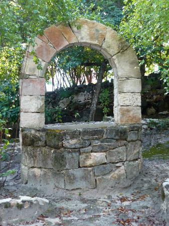 Villas Punta Sur: on the grounds