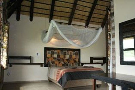 Tshukudu Bush Camp: Bedroom
