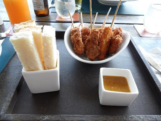 ShaSa Resort & Residences, Koh Samui : Breakfast omelette
