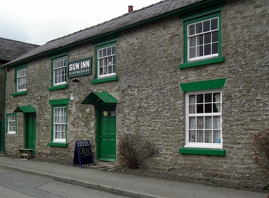 Leintwardine, UK: The Sunn Inn