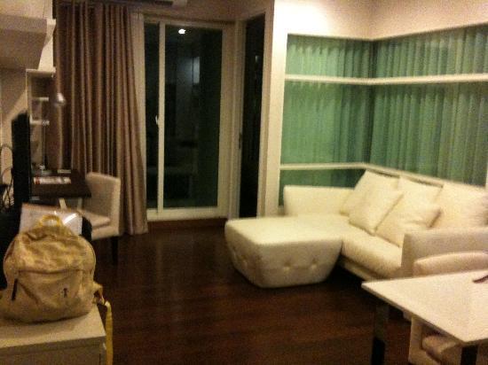 Ariva Ivy Servizio Thonglor: living room