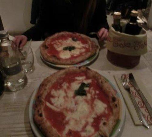 Rossopomodoro Mestre: le pizze