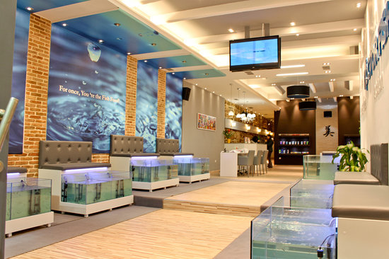 Athens Doctor Fish - Foot Therapy & Day Spa