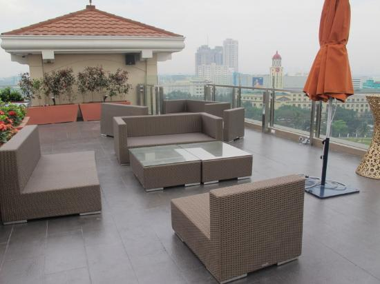 The Bayleaf Intramuros: The Skydeck