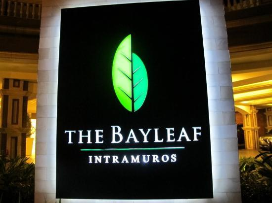 The Bayleaf Intramuros: The Baylead Intramuros