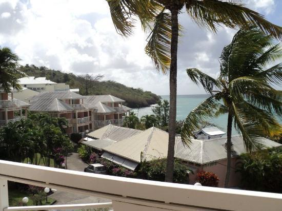 Le Diamant, Martinique: Vue de la chambre