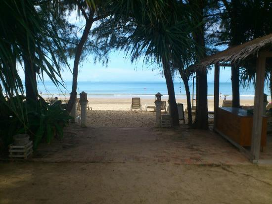 Lanta Villa Resort: View from Lanta Villa
