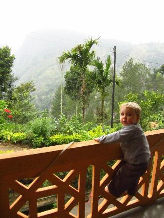 Sita's Heaven: balcon
